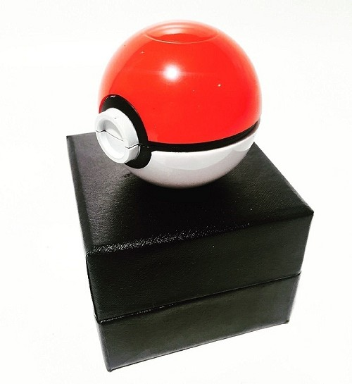 Pokeball-Grinder 3 Piece Sifting Screen & Storage 2 Inch