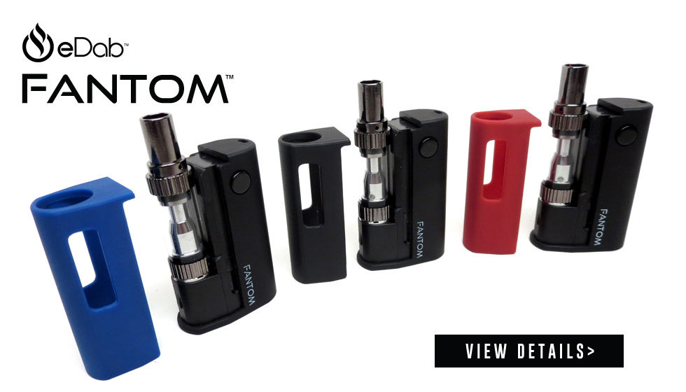 eDab Fantom Oil & Wax Cartridge Battery Kit