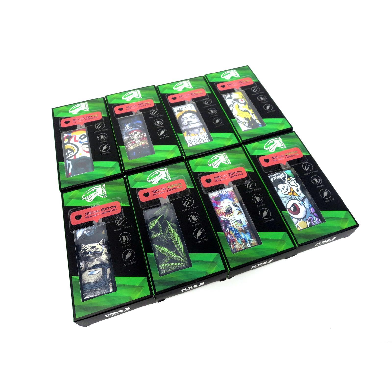Komodo Battery Special Edition